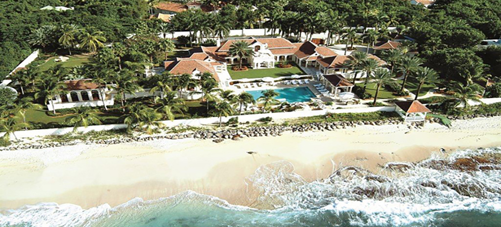Donald Trump Buys Estate in Caribbean