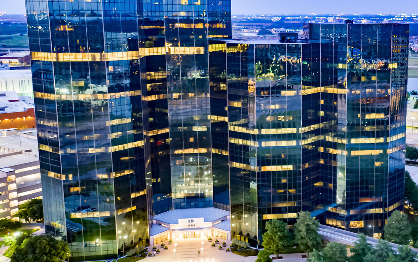 Parallel Capital Partners Completes $95 Million Refinance of Urban Towers High Rise in Irving, Texas