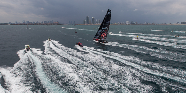 Miami Enjoys Tourism Boost From Global Volvo Ocean Race, Only North American Stop