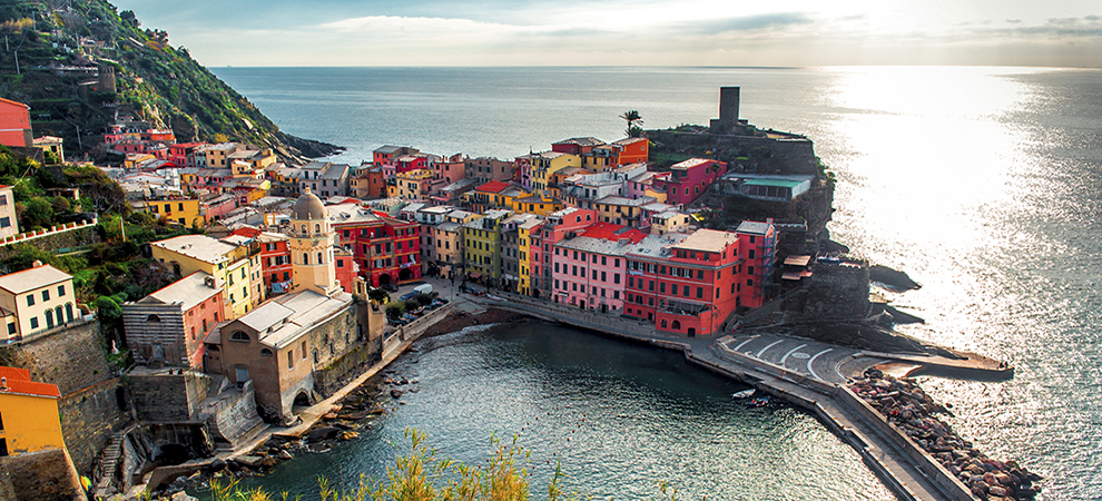 Italian Properties Become Target of U.S. Homebuyers Enjoying Strong Dollar