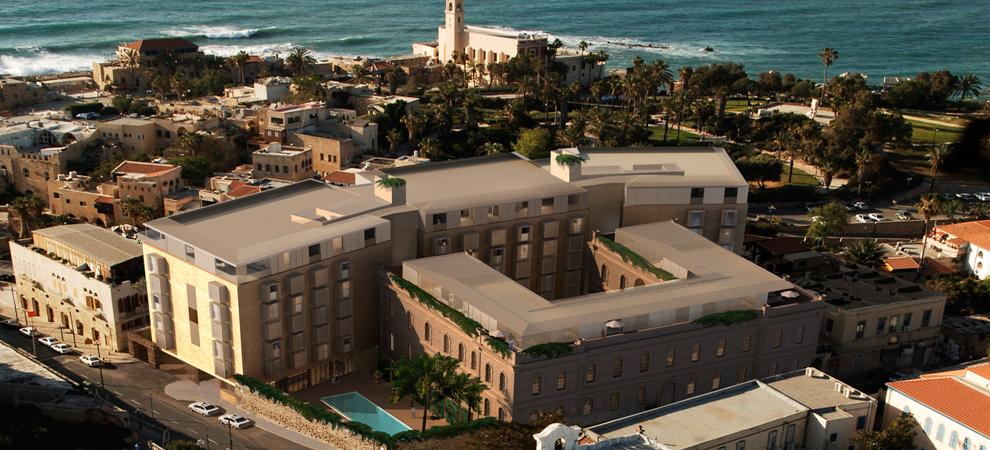 W Residences Coming to Tel Aviv