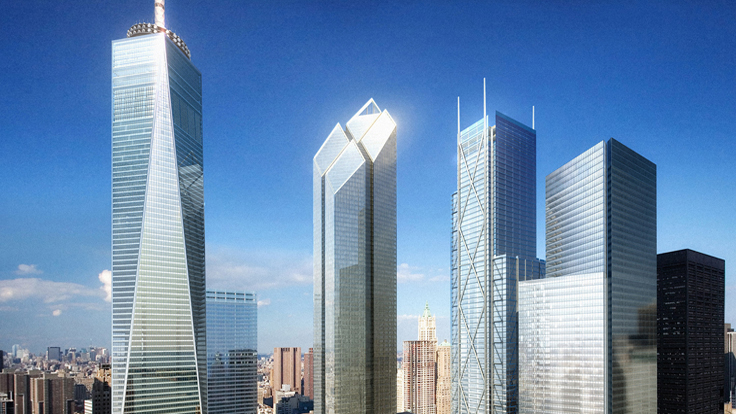 Westfield To Invest $800 Million in World Trade Center