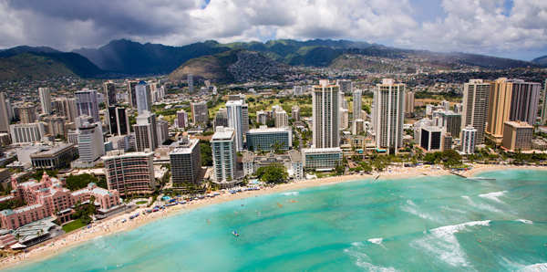 U S Hotel Sector Performs Well In March Hawaii Enjoys Top