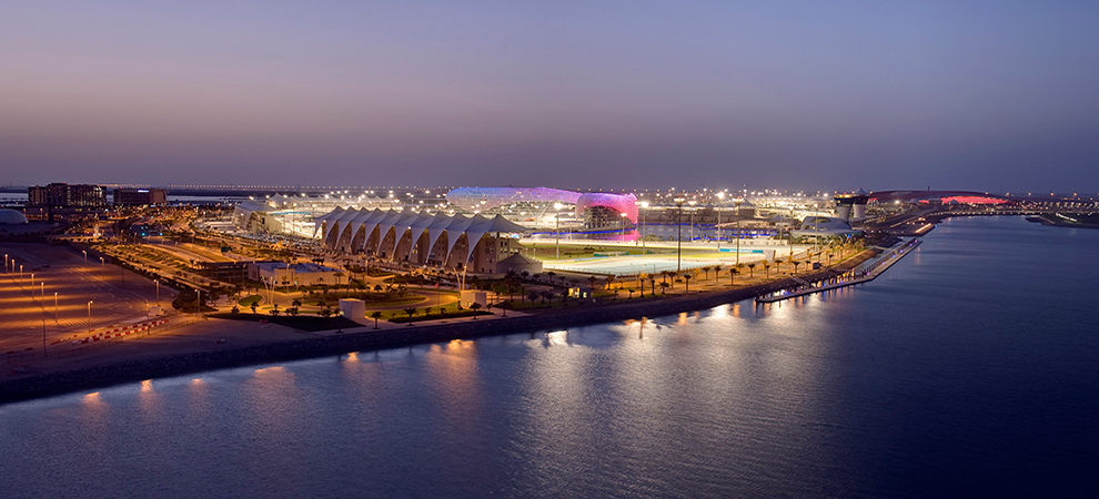 Abu Dhabi's Entertainment Yas Island Now a Growing Residential Hub