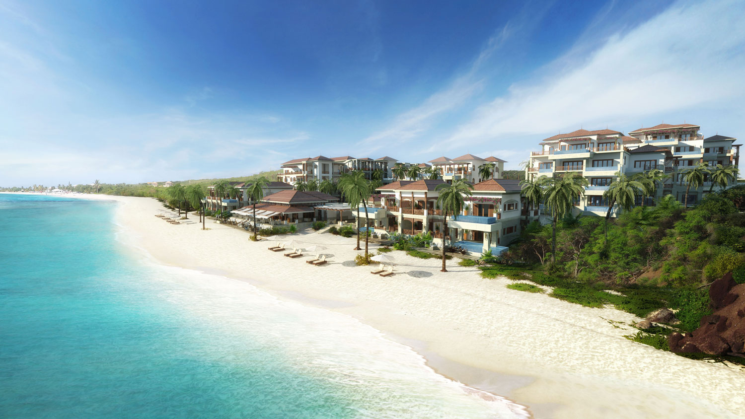 The Resort Is Being Designed By World Renowned Caribbean Architects Lane Pettigrew Ociates Initiating A Clic Style With Modern Overtones