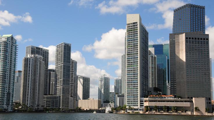 Battling Developers Send Miami Land Prices Soaring