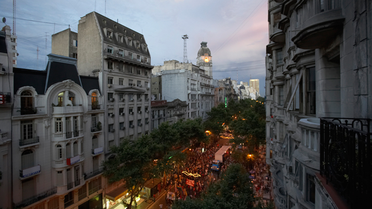 Searching for Bargains in Buenos Aires