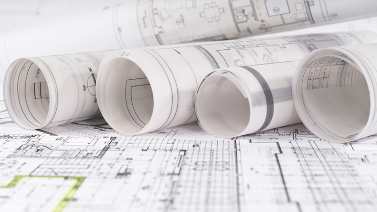 Demand drops for architectural designs in us world for Architectural design services