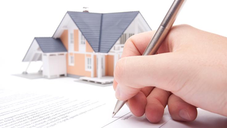 Cash Flow vs. Return on Value of Property