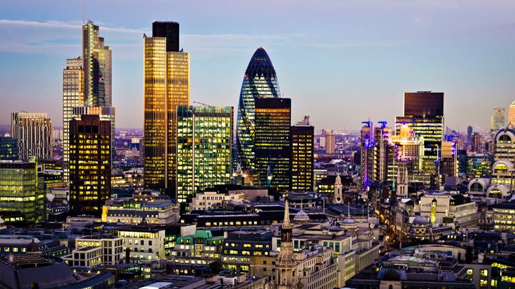 London Keeps Title of World's Costliest Office Market