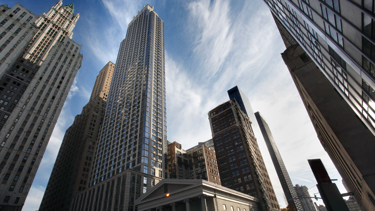 US Leads Global Office Property Increases