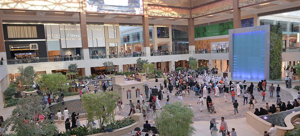 Abu Dhabi's Yas Mall Reaches Twenty Million Visitors Mark