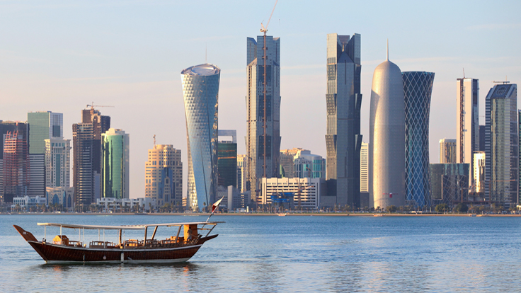 Qatar Property Firm Reports Sharp Drop in Profits