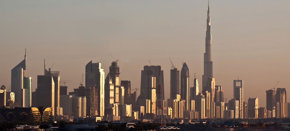 UAE Property Prices Up 36% Over Last Year