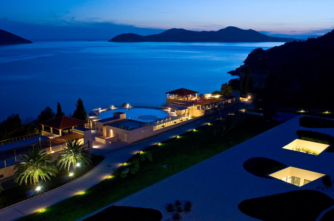 Dubrovnik Roof Top Panorama