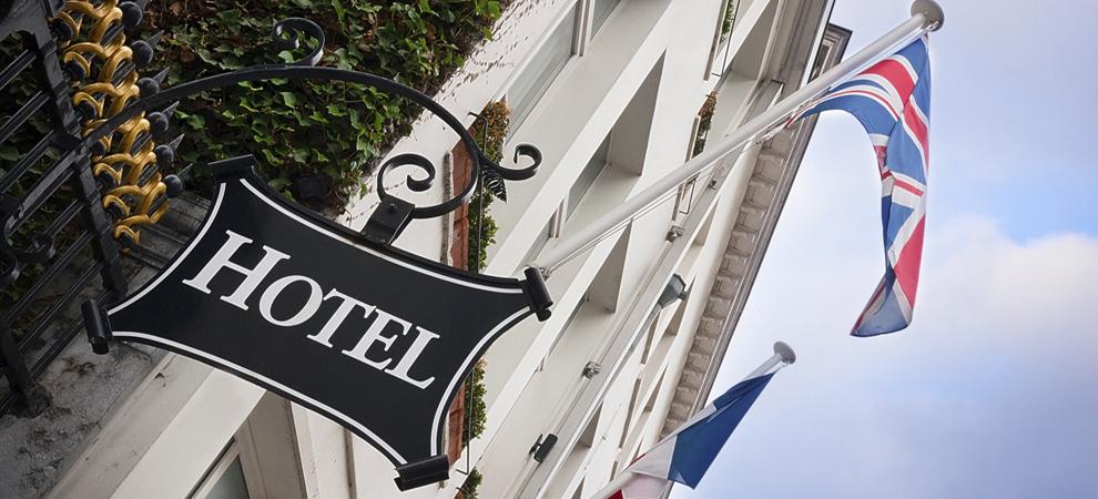 European Hotel Transactions Reach Six-Year High