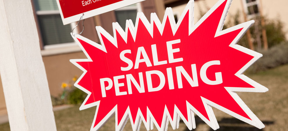 Pending Home Sales Uptick in September