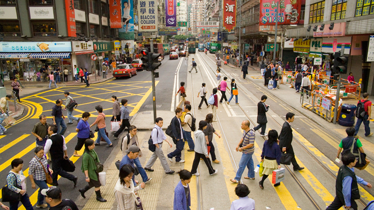 Hong Kong Leads Global Retail Rents