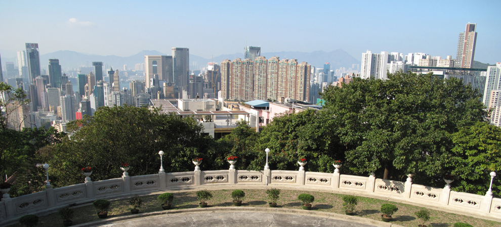 Home Sales Plunge in China and Hong Kong as Policy Makers Meet