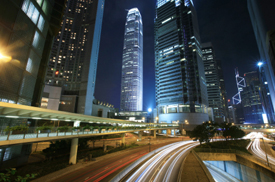 Hong Kong's Hot Commercial Market Soars to New Heights