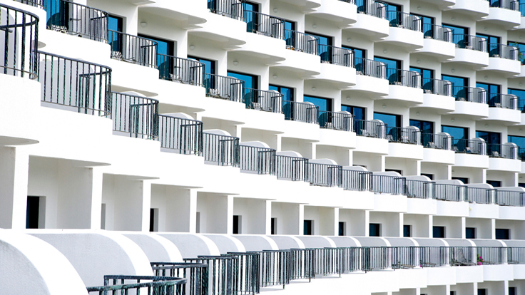 Latin America Hotel Supply to Grow by 65 Percent