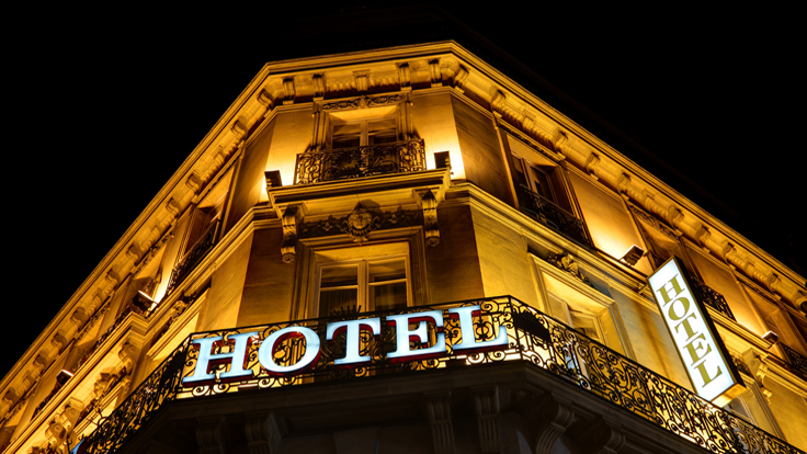 European Hotel Demand Tops North America