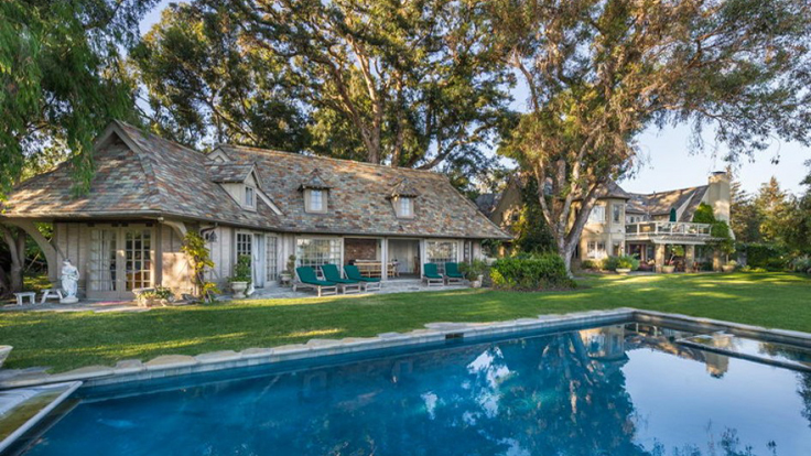 Larry David's 'Hobbit Home' for Sale