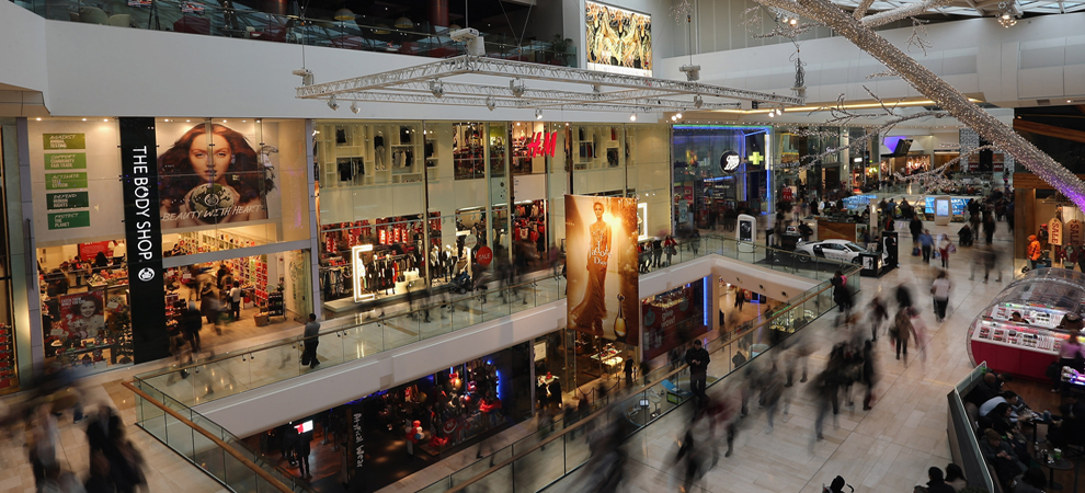 Rising Global GDP to Sustain Retail Property Development