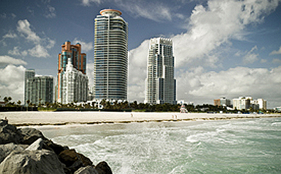 Coastal Condos in South Florida Selling at 400% Premium to Suburban Units