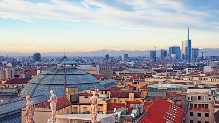 Commercial Property Investment Surges in Italy