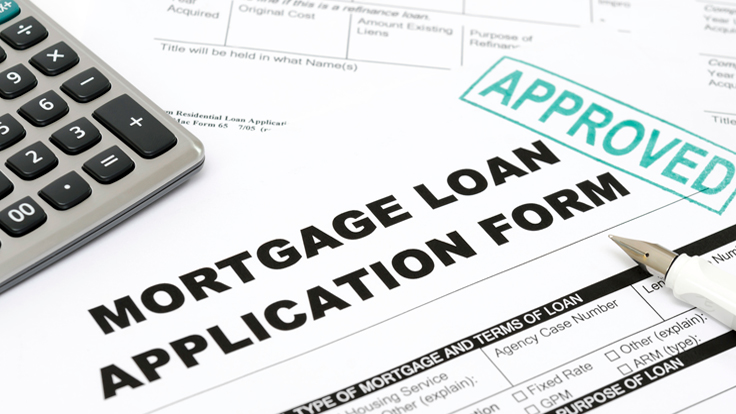 Report: U.S. Home Purchase Loan Applications Down