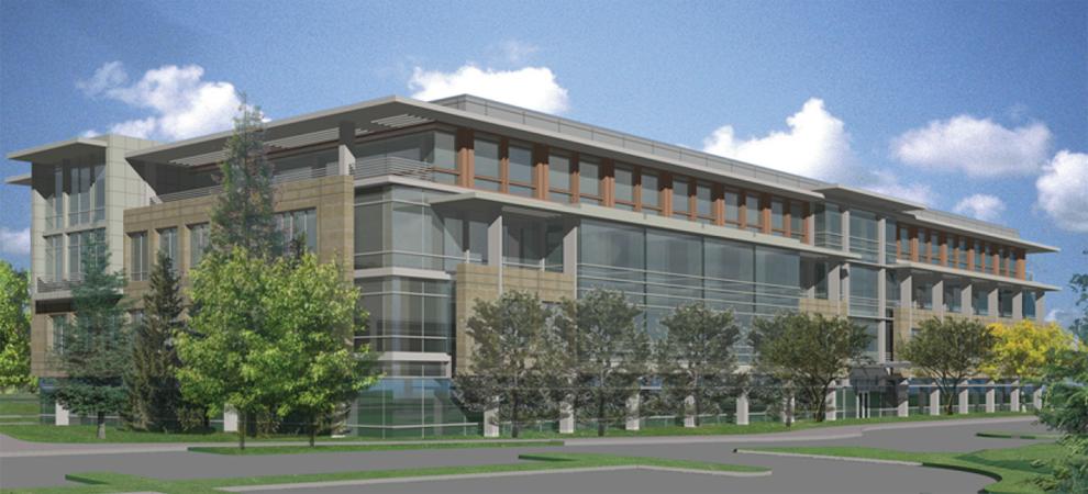 Netflix New Headquarters Building Secures $100 Million