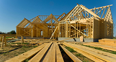 New Construction Building Permits in U.S. Uptick in October
