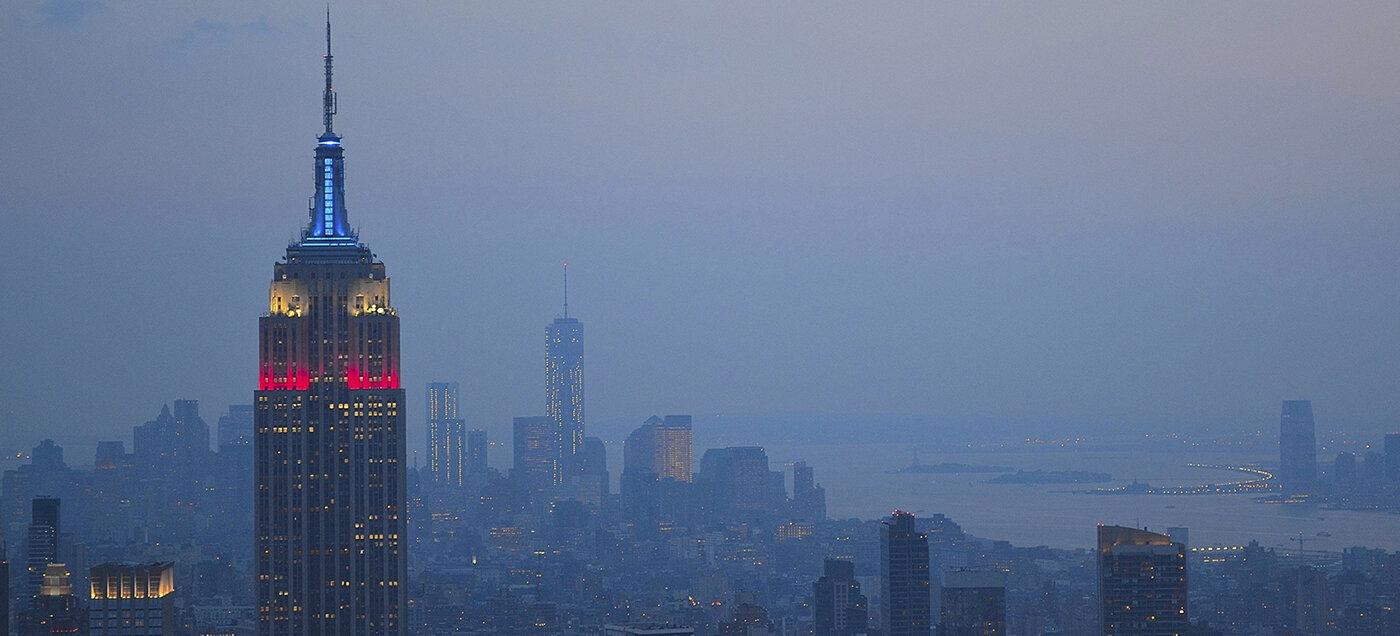 New York City Construction Activity Near Historic Lows in 2021