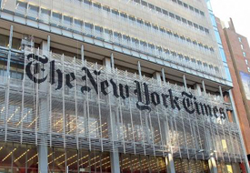 New York Times Co. Sells Part of Headquarters Space in $225M Sale-Leaseback Deal