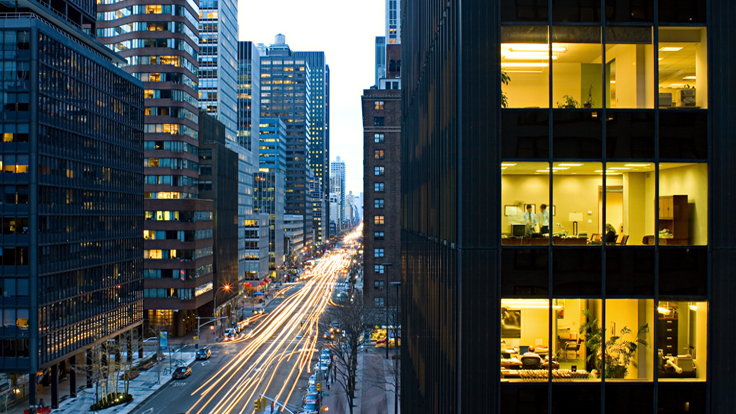 U.S. Office Space Demand Unchanged, Low Job Growth