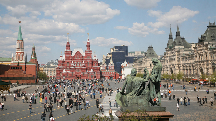 Moscow Hotel Market to Double in Five Years