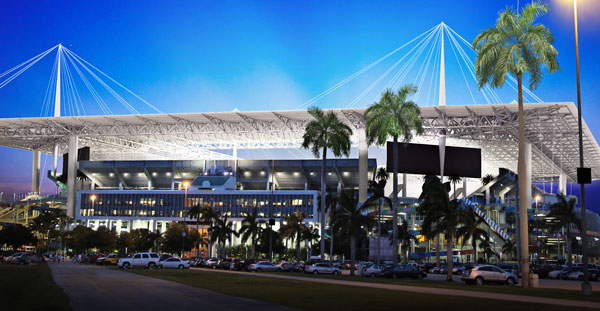 Miami Dolphins' $400 Million SunLife Stadium Renovation Subsidy to Go Before Voters