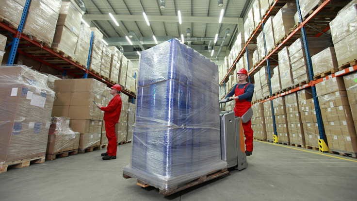 Online Shopping Fuels Demand for Global Warehouses