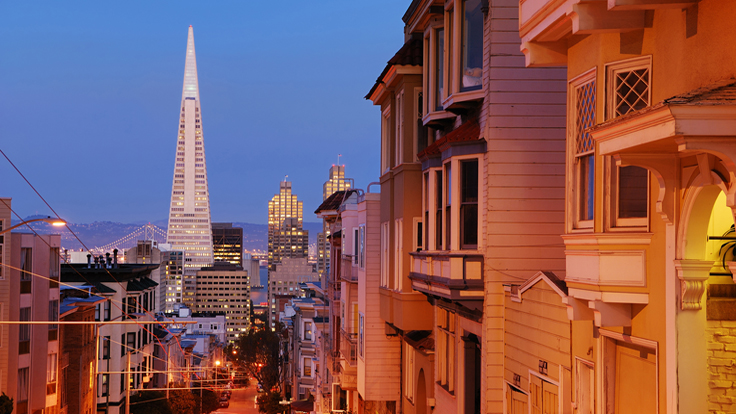 High-Paid Tech Workers Fuel San Francisco Home Price Gains