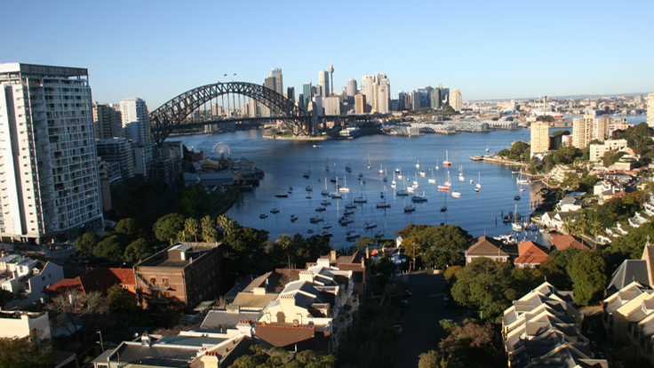 Greenland Sells $250 Million of Sydney Apartments