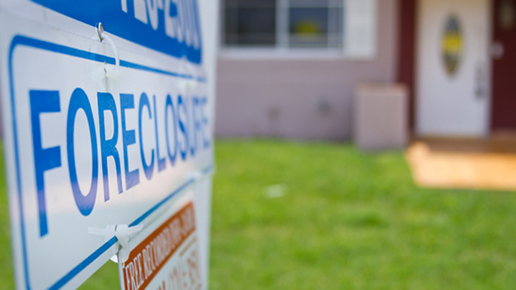 U.S. Foreclosures Hit Lowest Point in Five Years