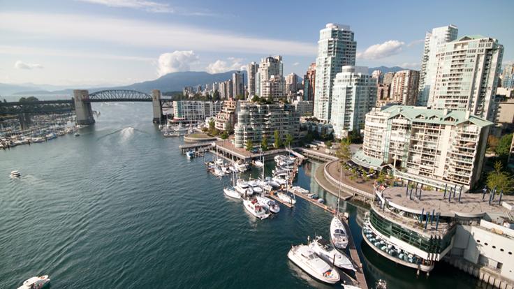 Vancouver Home Sales Climb 38 Percent