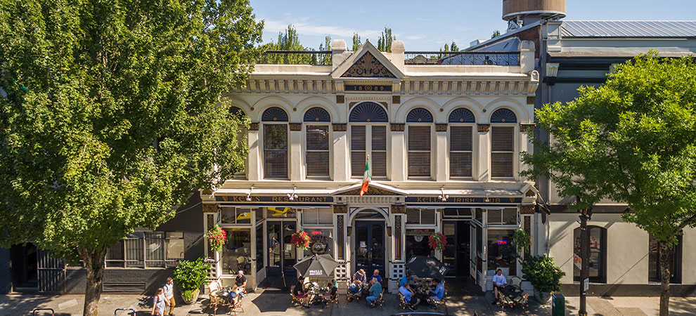 Historic Building in Downtown Portland, Oregon, Goes on the Market