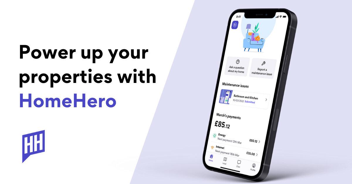 An App That Runs Your Home? Meet HomeHero