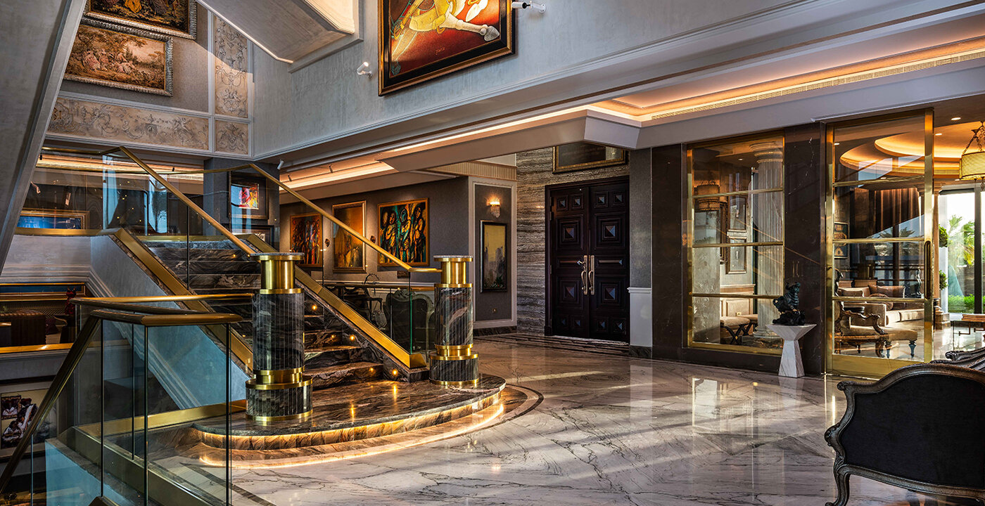 The Secret Mansion - Dubai's Most Exquisite Home